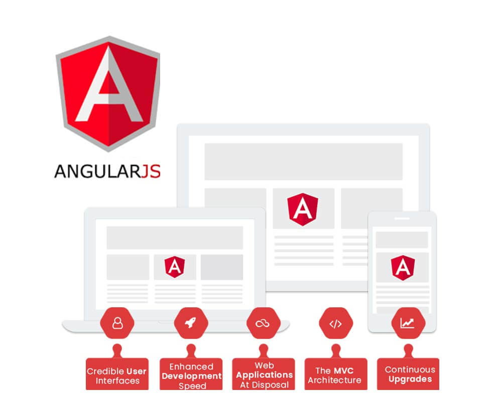 dynamic angularjs web applications
